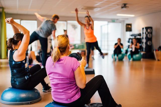 Groepslessen sportschool Y-Fit Leiden